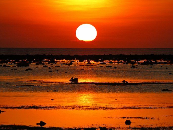 por-do-sol-gili-trawangan