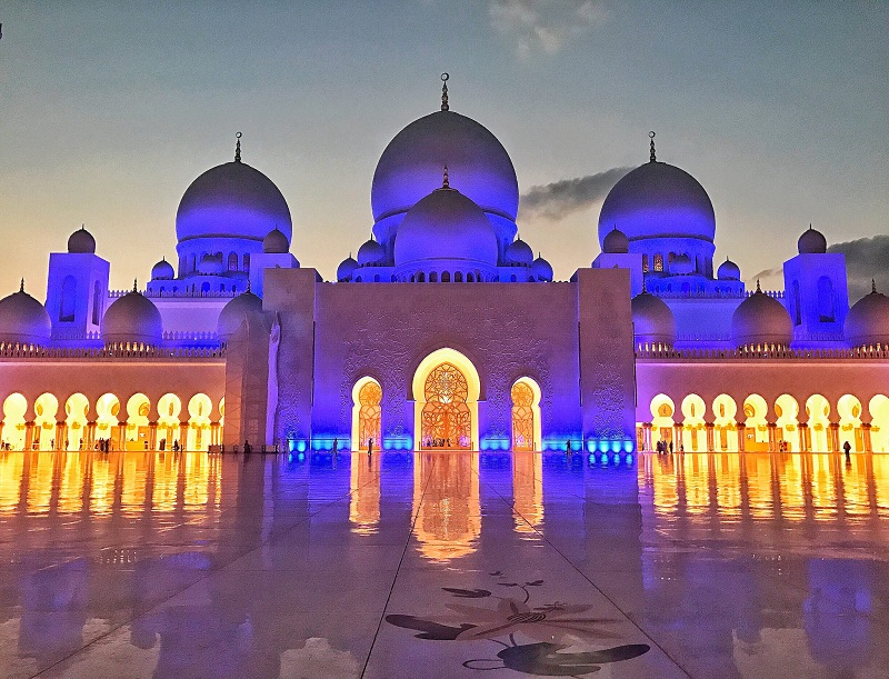 grand mosque abu dhabi turismo