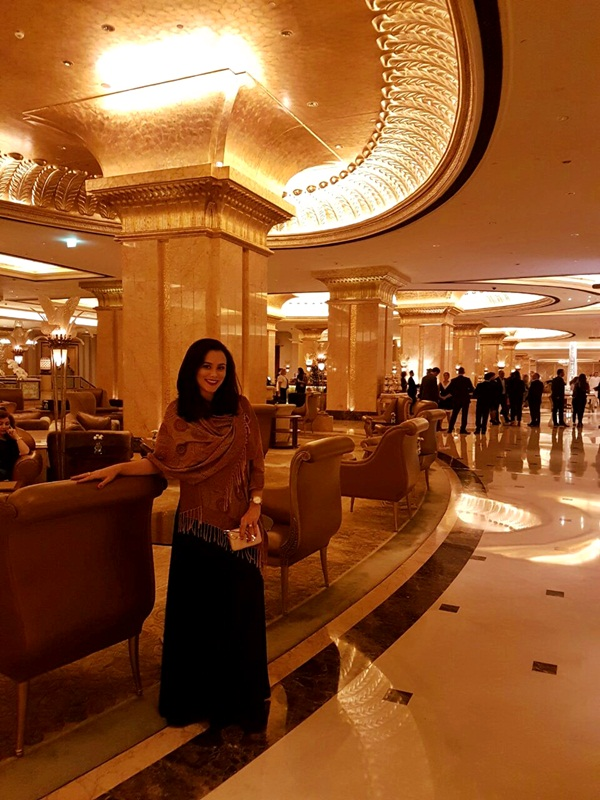 lobby emirates palace