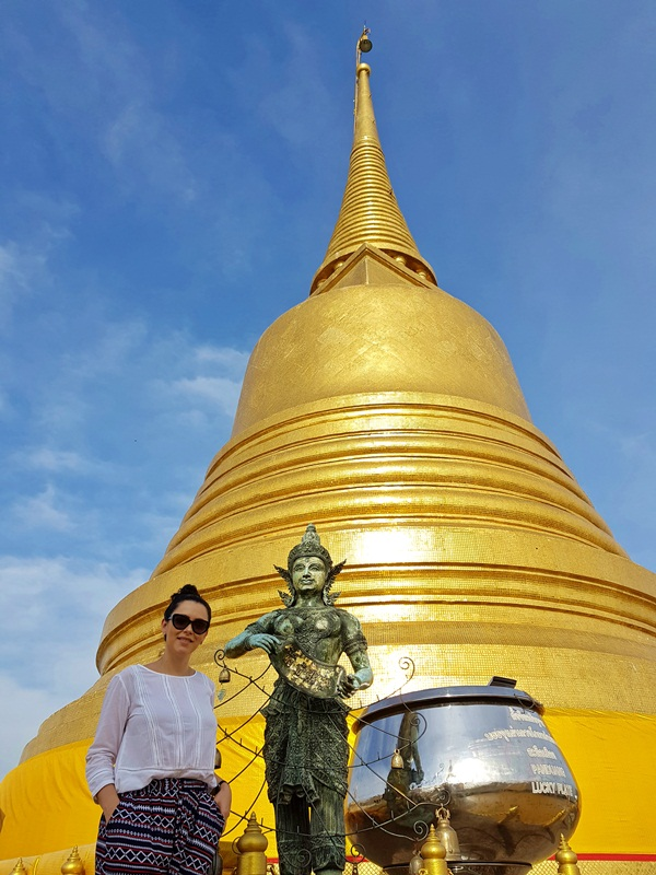 templo tailandia golden mount