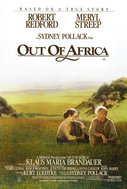 filme out of africa